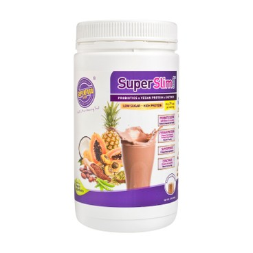 SUPERFOOD LAB - Superslim Protein - 600G