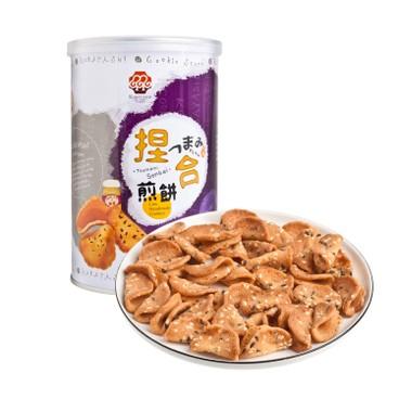 小林煎餅 - 捏合煎餅-芝麻 - 180G