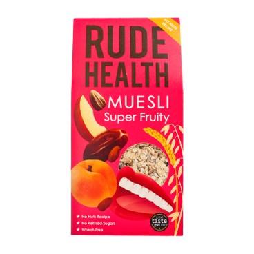 RUDE HEALTH (PARALLEL IMPORT) - Muesli superfruity - 500G