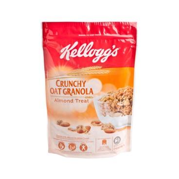 KELLOGG'S - Granola almond Treat - 380G
