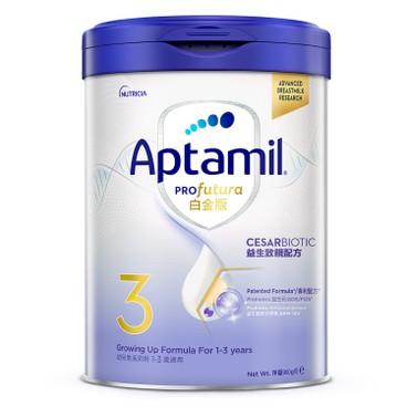 APTAMIL - Platinum Growing Up Formula 3 - 900G