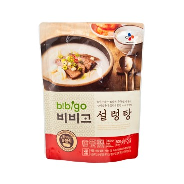 CJ - Instant Soup beef - 500G