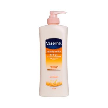 VASELINE - Healthy White Spf 24 - 400ML