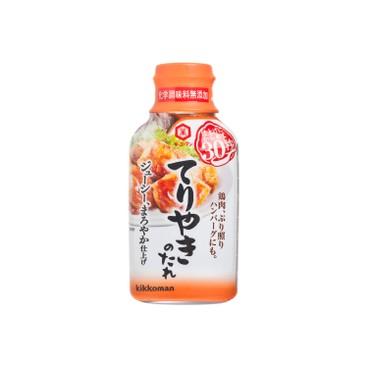 KIKKOMAN - Japanese Teriyaki Sauce - 210G