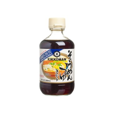 KIKKOMAN - Somen Noodle Sauce - 300ML