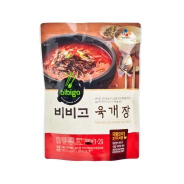 CJ - Instant Soup yukgaejang - 500G