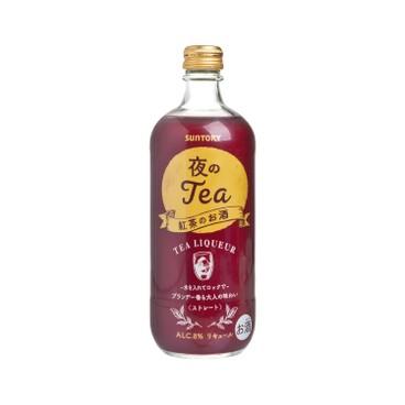 三得利 - 夜の紅茶酒 - 500ML