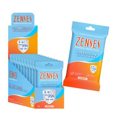 ZENSES - DISINFECTANT WET WIPES - 10'SX10