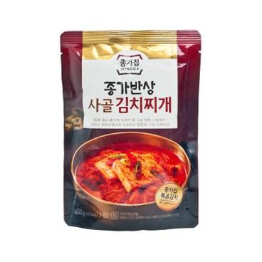宗家府 - 牛骨泡菜湯 - 450G