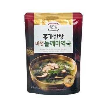 宗家府 - 香菇紫菜湯 - 450G