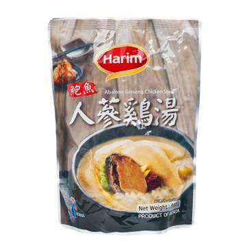 夏林 - 鮑魚人蔘雞湯 - 900G