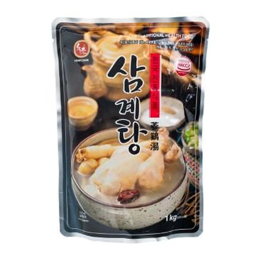 校洞 - 人蔘雞湯 - 1KG