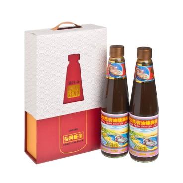 裕興蠔油 - 流浮山蠔油王 (禮盒裝) - SET