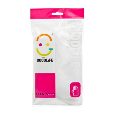 GOODLIFE - Gloves Plastic - 100'S