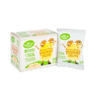 KIWIGARDEN - Yoghurt Drops banana Honey - 9GX5