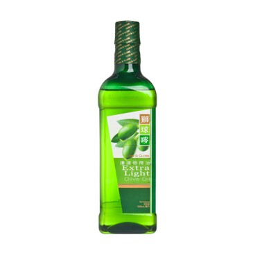 LION & GLOBE - Extra Light Olive Oil - 1L