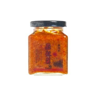 張財記 - 蒜辣醬 - 170G
