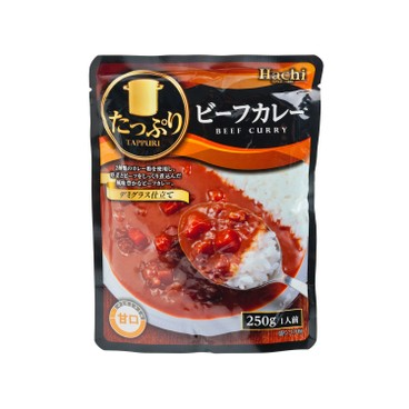 HACHI - HACHI PLENTY OF BEEF CURRY-SWEET - 250G