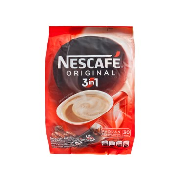 NESCAFE - 3 in 1 Original - 17.5GX30