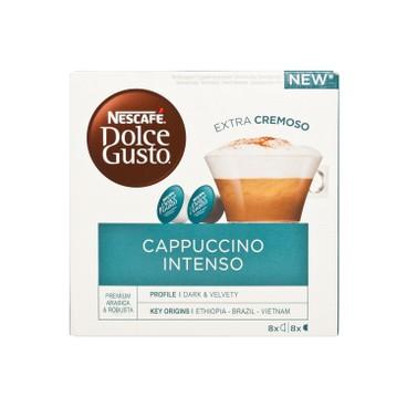 NESCAFE DOLCE GUSTO - 意大利特濃泡沫咖啡 - 8'S