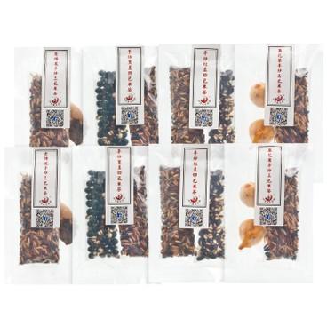 四季養生茶館 - 套裝-八式炒米篇 - 8'S