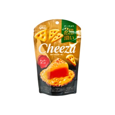 GLICO - Cheese Chips cheddar Cheese - 40G