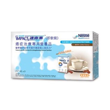 NESTLE - Oral Impact™ Rtd Coffee - 237MLX3