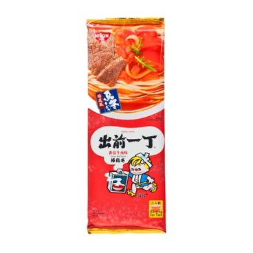 DE-MA-E - Iccho Bar Udon tomato Beef - 177G
