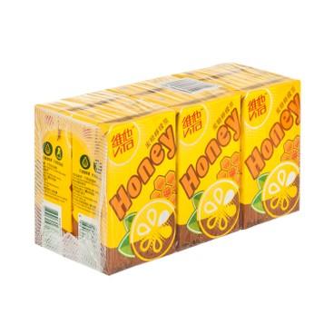VITA 維他 - 蜜糖檸檬茶 - 250MLX6