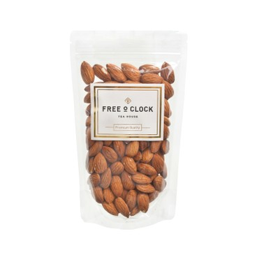 FREEOCLOCK - Premium Roasted Almond - 200G