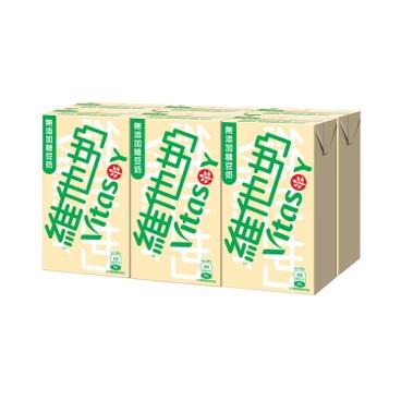 VITASOY 維他奶 - 豆奶-無添加糖 - 250MLX6
