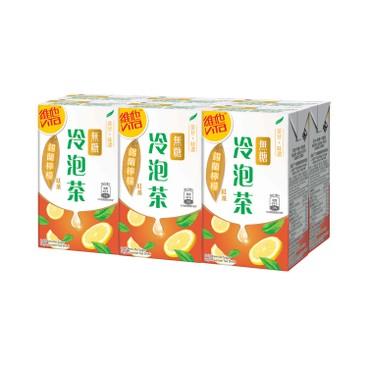 VITA - Cold Brew NO SUGAR TEA-CEYLON LEMON TEA - 250MLX6