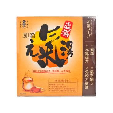 一番營養 - 即溶溫補元氣湯 - 12GX30