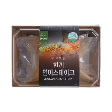 ACHIM - Salmon Steak - 90G