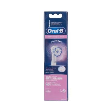 ORAL-B - EB60 超細毛護齦刷頭(新舊包裝隨機發貨) - 2'S