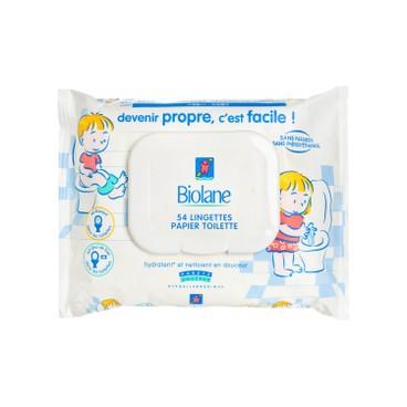 法國貝兒 - VV濕紙巾 - 54'S