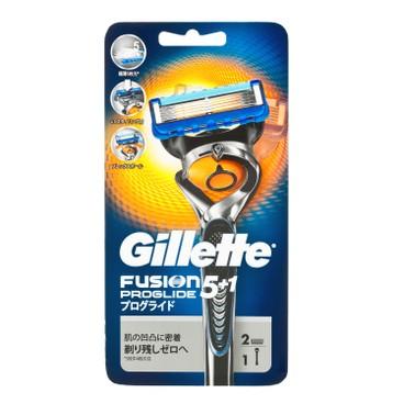 GILLETTE - Proglide Manual Razor - PC