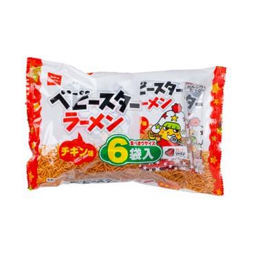 童星 - 花生點心麵-雞肉味 - 162G