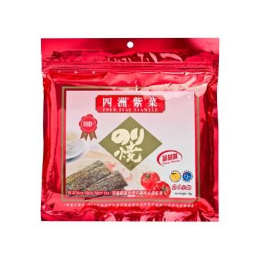 四洲 - 紫菜24束-蕃茄味 - 18G