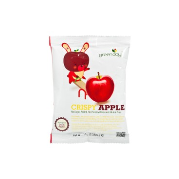 GREENDAY - Happy Fruit Farm crispy Apple - 11G
