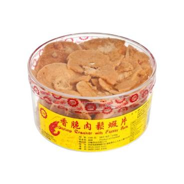金輪 - 肉鬆蝦片 - 100G