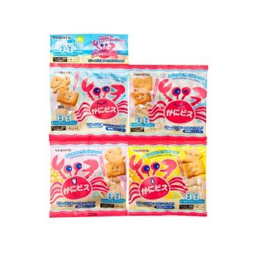 SANRITSU - Seika Kani Biscuit - 17GX4