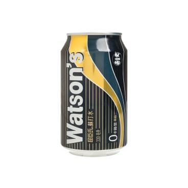 WATSONS - Soda Water - 330ML