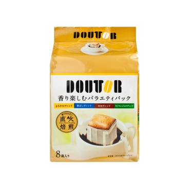 DOUTOR - Flame Roasting 4 Taste Drip Coffee - 7GX8