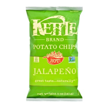 KETTLE - Chips Jalapeno - 5OZ