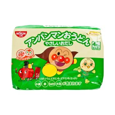 日清 - 麵包超人麵汁烏冬 - 3'S