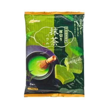MARUKIN 丸金 - 厚切蛋糕-抹茶 - 8'S
