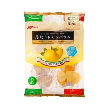 MARUKIN - Cake lemon - 9'S