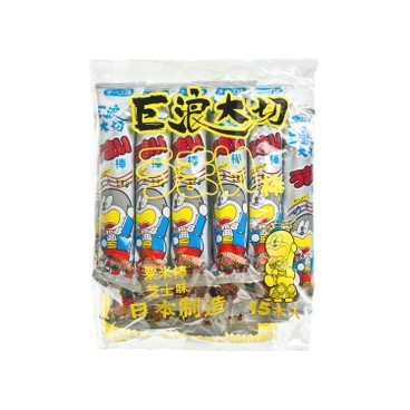 EDO PACK - Corn Snack cheese - 6GX15