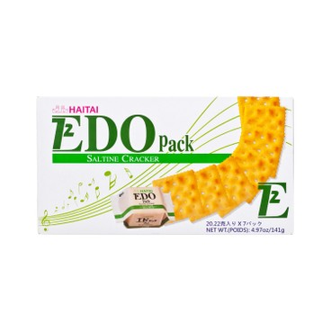 EDO PACK - Saltine Cracker - 141G